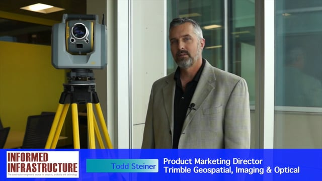 "Trimble SX10 Scanning Total Station Brings ""Both Worlds"" to Surveyors"