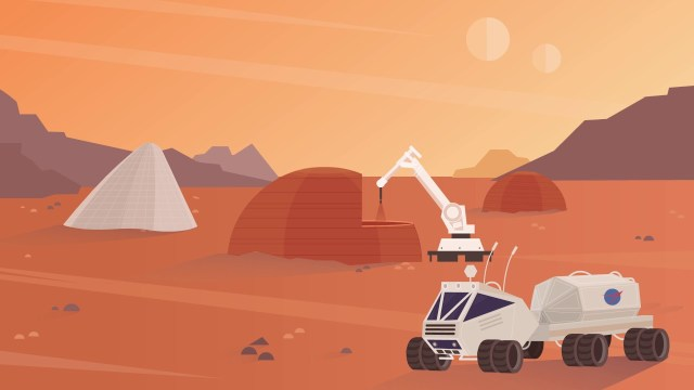NASA's 3-D Printed Habitat Challenge