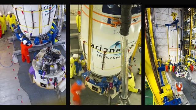 Sentinel-2B Prepared for Liftoff