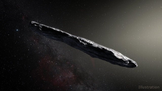 First Interstellar Asteroid Wows Scientists