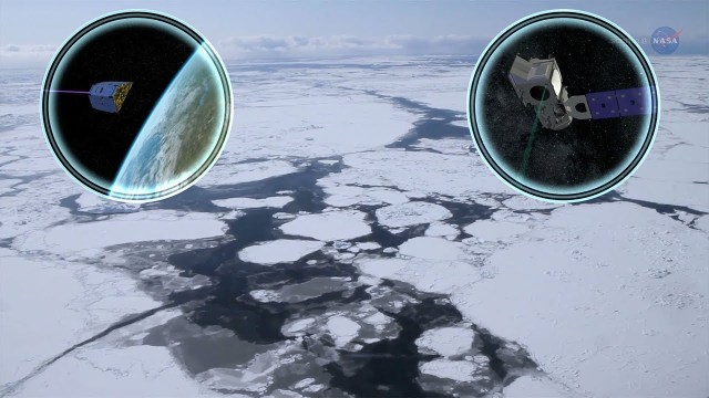 Cool Ways of Studying the Cryosphere