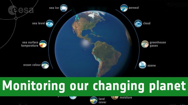 Monitoring Our Changing Planet