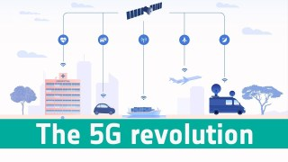 Space's Part in the 5G Revolution