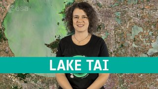 Earth from Space: Lake Tai