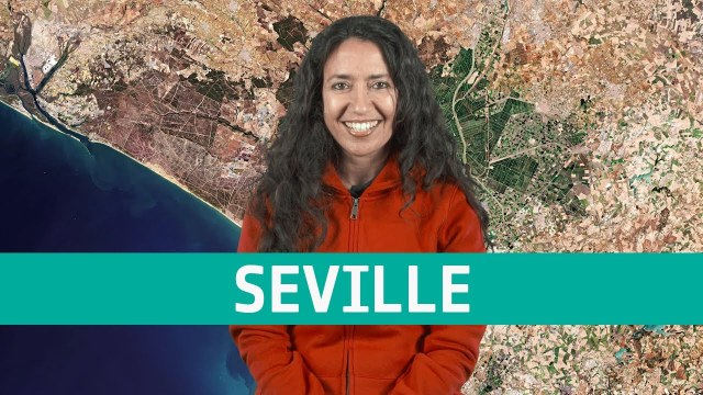 Earth from Space: Seville