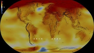 NASA Finds 2020 Tied for Hottest Year on Record