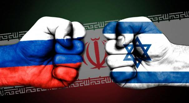WILL RUSSIA FIGHT WITH ISRAEL FOR IRAN?