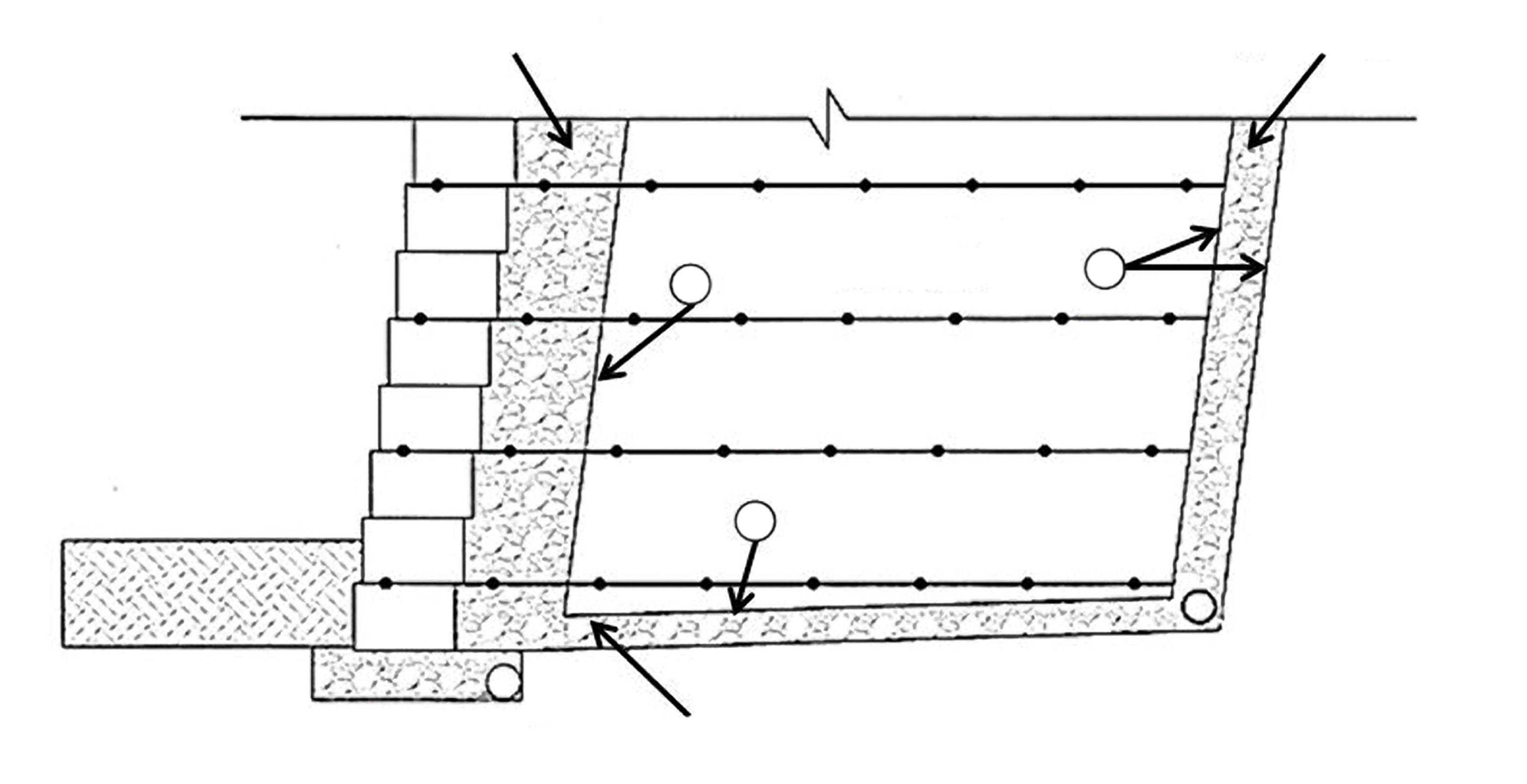 Mse Wall Failures Vis A Vis The Lack Of Filtration Design