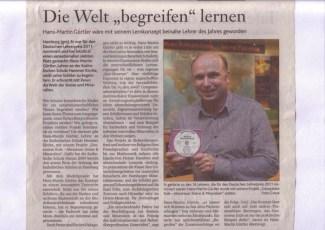 Neue Kirchenzeitung 27.11.2011