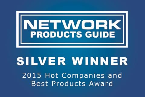 GEOTAB Network Products Guide Silver Award Winner