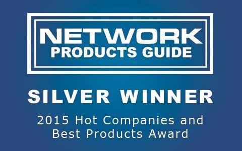 GEOTAB Network Products Guide Silver Award Winner