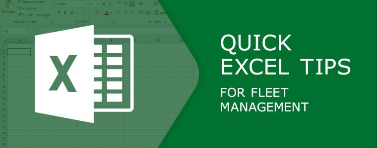 quick-excel-tips-for-fleet-management