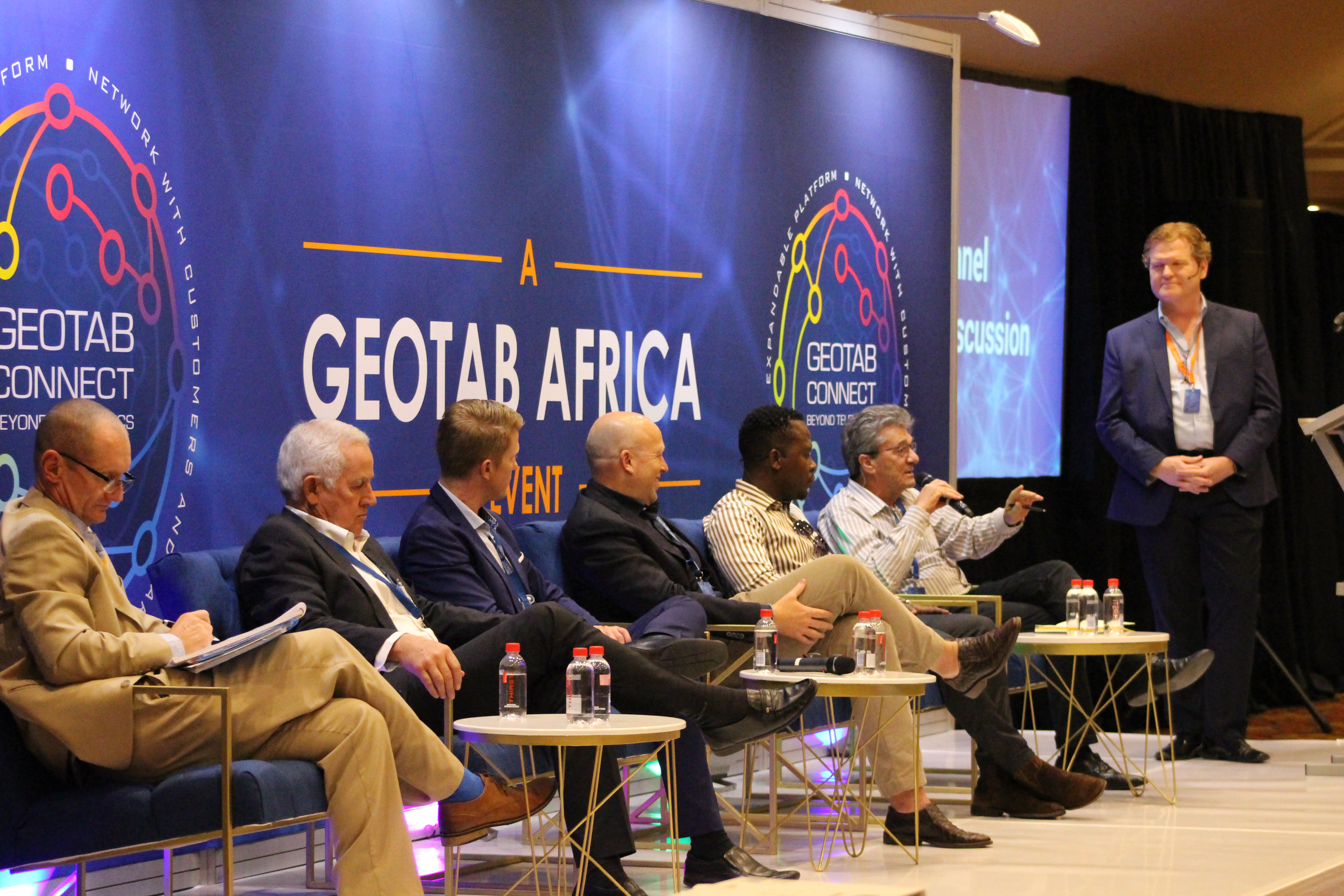 Geotab Africa Connect Advanced Telematics Conference
