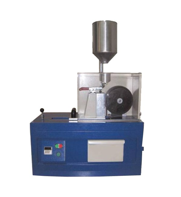 Abrasion Testing Machine is designed to determine the resistance to abrasion and wear of natural stones and concrete products.