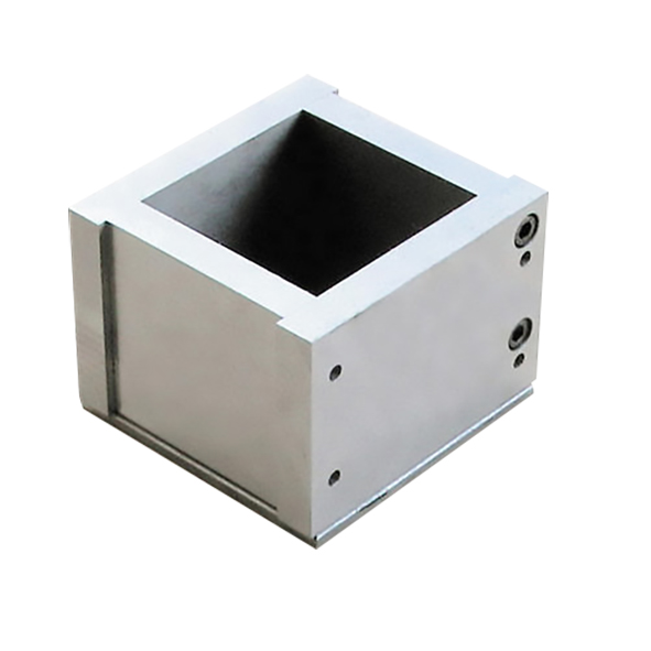 The 70.7 molds have been manufactured from steel all internal surfaces are machined.