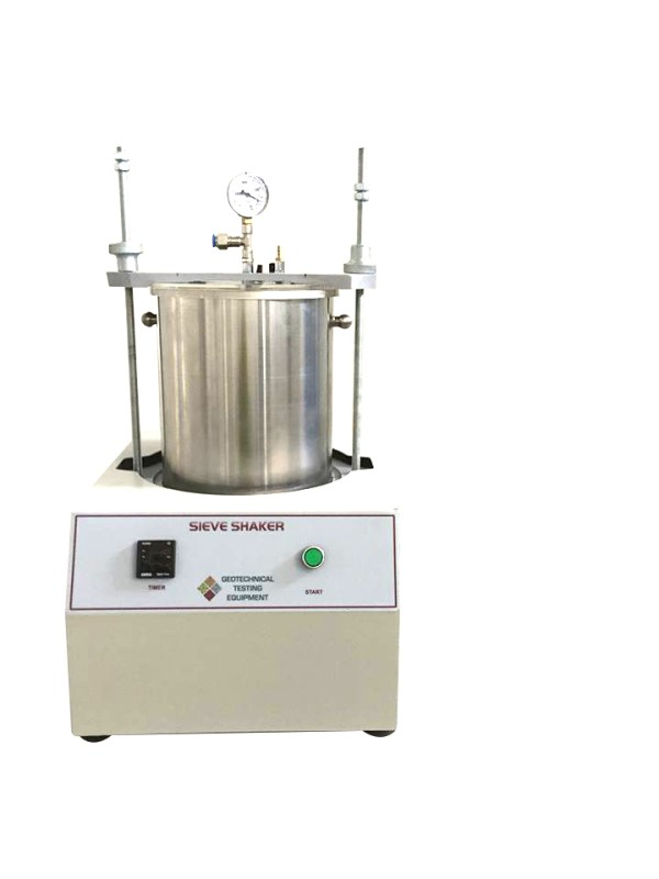 The Rice Vibrating Apparatus is designed to be used in maximum specific gravity (rice test) and density determinations of bituminous paving mixtures with maximum accurate