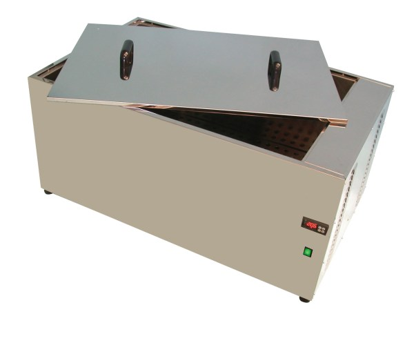 Le Chatelier Water Bath is used with Le Chatelier molds for the determination of the soundness of cement paste fly ash for concrete and lime.