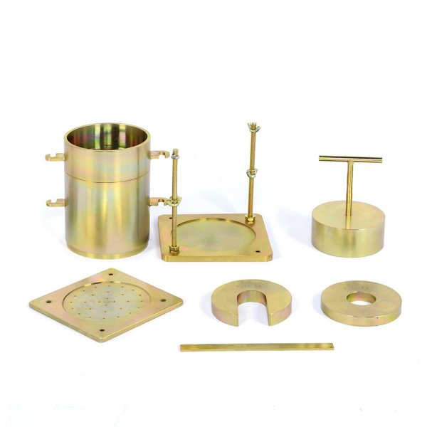 The range of moulds and accessories specifically designed to meet the requirements of the relevant standards.
