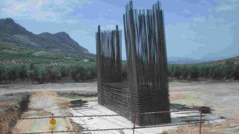 Presión vertical admisible suelos granulares según CTE-SEC (España)
