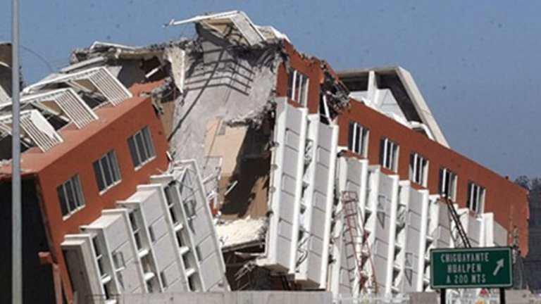 Terremoto Santiago Chile