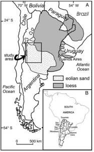 Geología y suelos de Buenos Aires, Argentina: Problemática colapsabilidad loess
