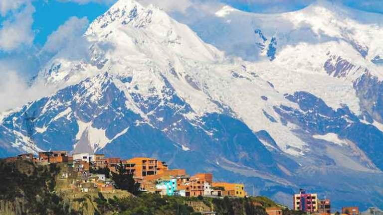 Geología, geomorfología y riesgos geotécnicos en La Paz, Bolivia.