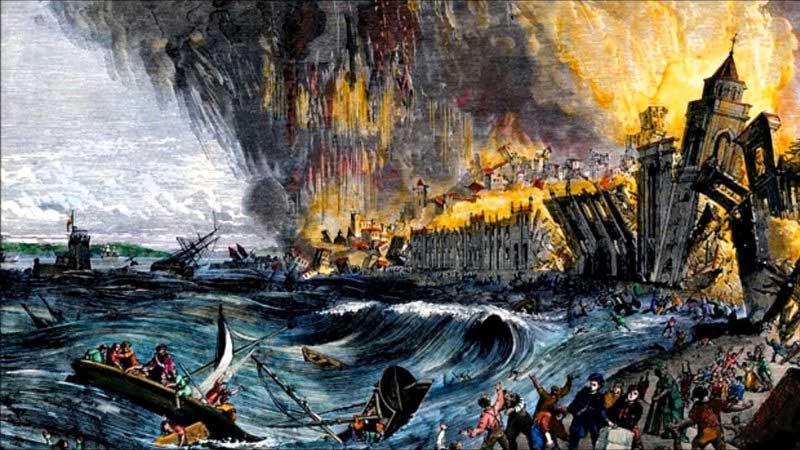 Terremoto-de-lisboa-1755