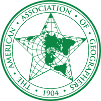 The Annual Meeting of the American Association of Geographers will be in San Francisco, CA from March 29 to April 2.