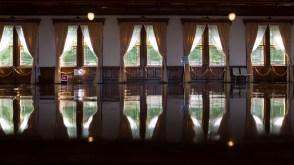 Hakodate public hall ballroom