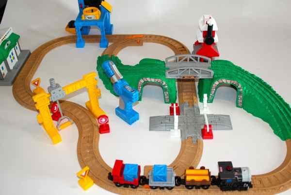 Tracktown Railway