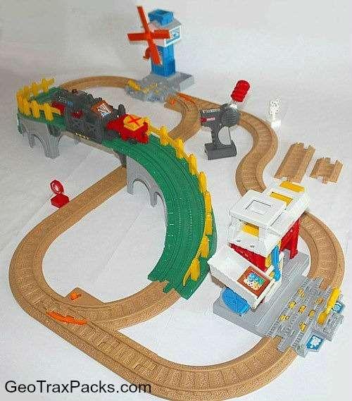 H3464 Workin' Town Railway