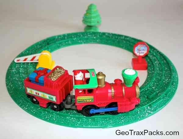 R8248 Holiday Train #1