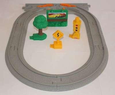B4337 Road Track Pack set