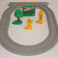 B4337 Road Track Pack set