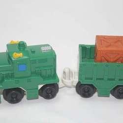 B4343 Freightway Transport green set