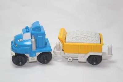 B4344 Big Rig Trucking set