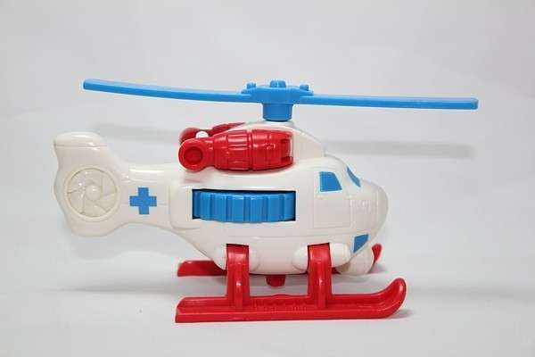 B4347 Whirly Bird helicopter