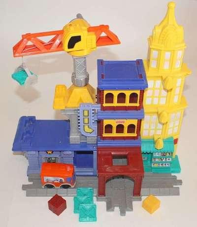 K0400 Big City Lights set