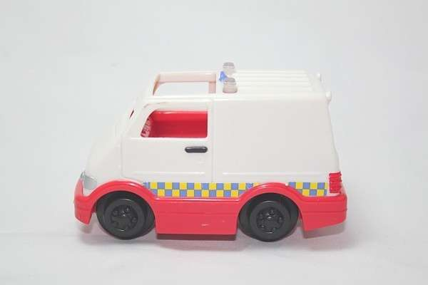 Red Ambulance (Stat)