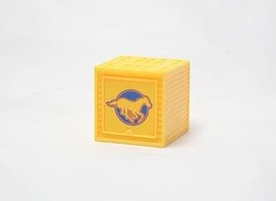 R8637 Blue Pony Cargo Crate