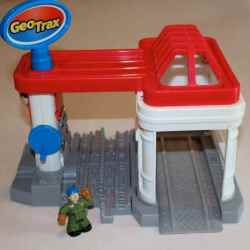 L5892 Gas Station set