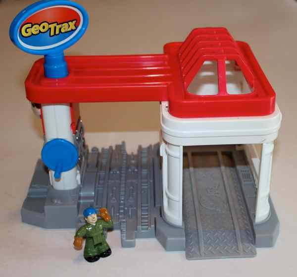 L5892 Gas Station set