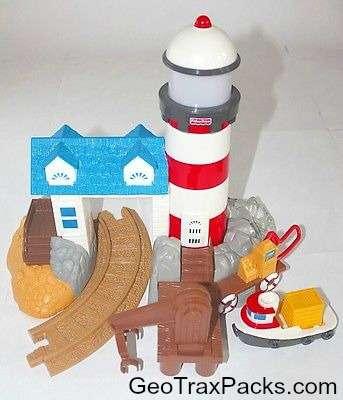 G4881 Harbor Docks Lighthouse