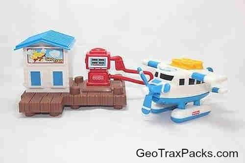 G5544 Seaplane Fueling