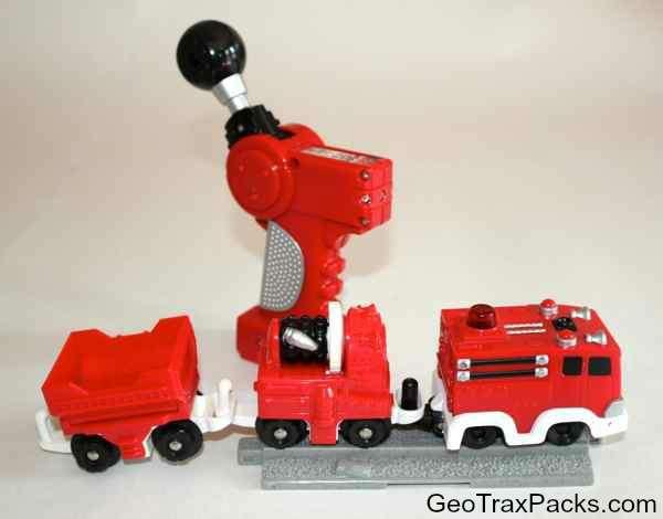 H8098 Rapid Rescue Fire Squad