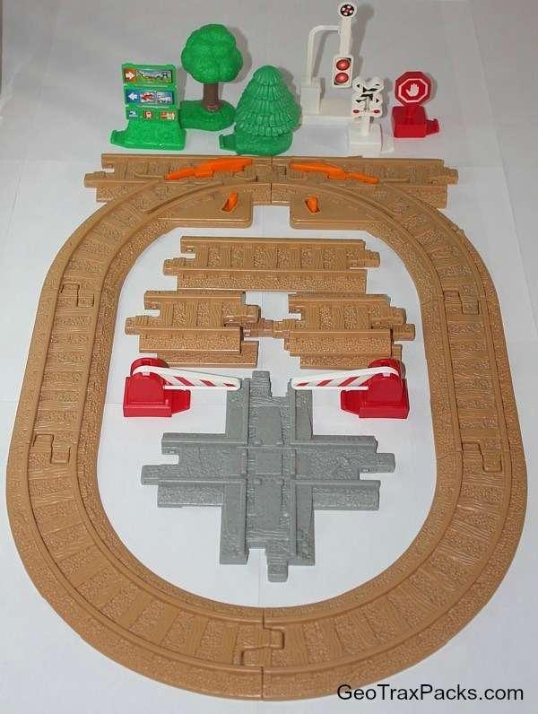 J3971 Rail Track Pack #2
