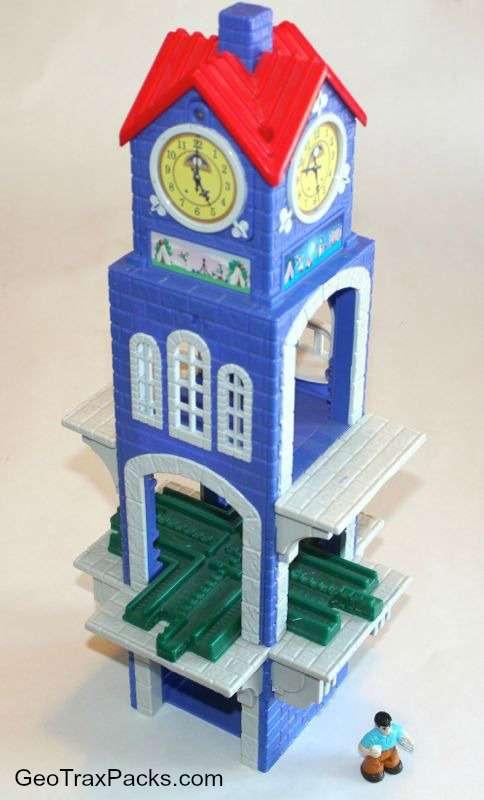 L5897 High Chimes Clock Tower #2