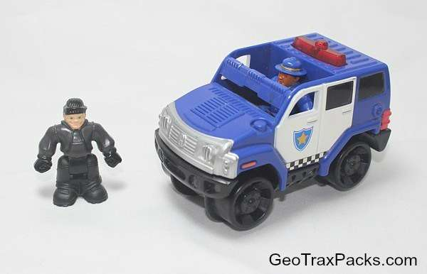 L6376 Police SUV with Marshall and Cap