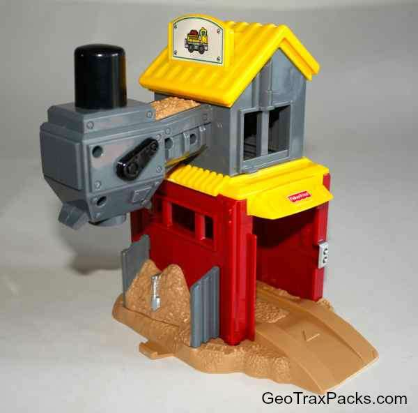 M3237 Construction Set with Bull and Bruno