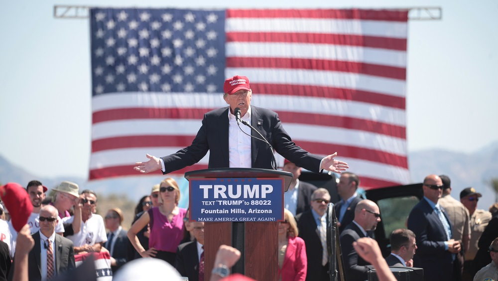 Column: Schiet Trump zichzelf in de voet met importheffingen?